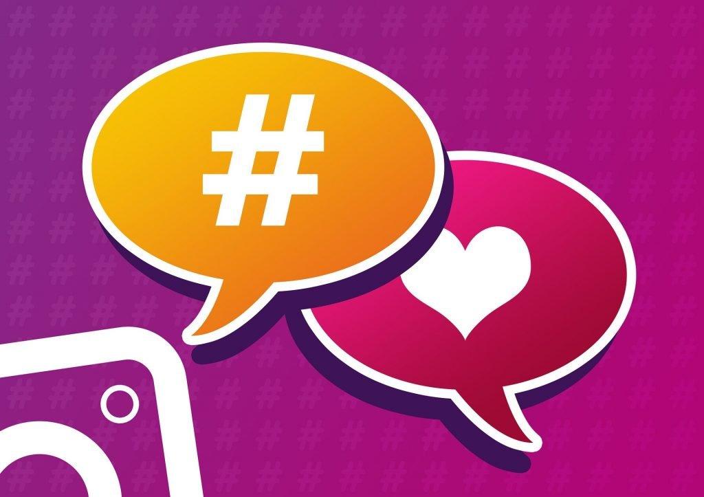 Hashtags en Instagram